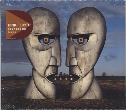 Pink Floyd The Division Bell - Sealed CD album (CDLP) UK PINCDTH768246