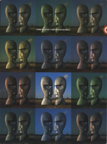 Pink Floyd The Division Bell - Songbook book US PINBKTH129966