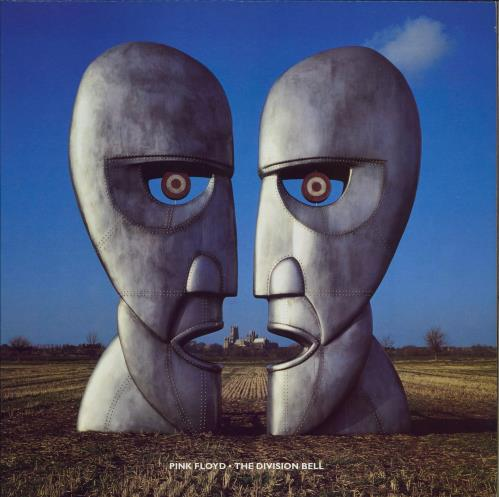 Pink Floyd The Division Bell vinyl LP album (LP record) UK PINLPTH307292