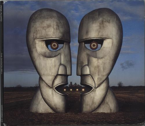 Pink Floyd The Division Bell CD album (CDLP) UK PINCDTH658487