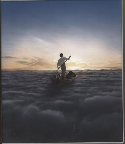 Pink Floyd The Endless River CD Album Box Set UK PINDXTH616082