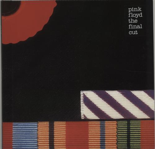 Pink Floyd The Final Cut - 180gm vinyl LP album (LP record) UK PINLPTH675865