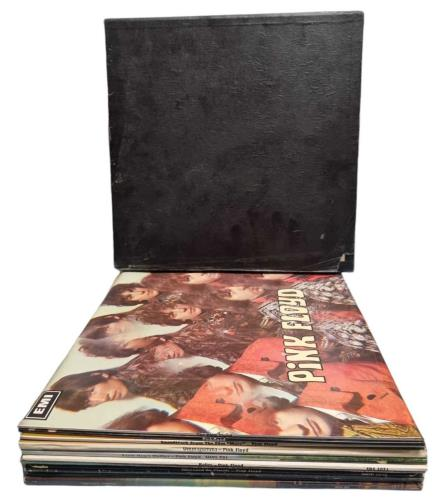 Pink Floyd The First XI - With Picture Discs Vinyl Box Set UK PINVXTH306812
