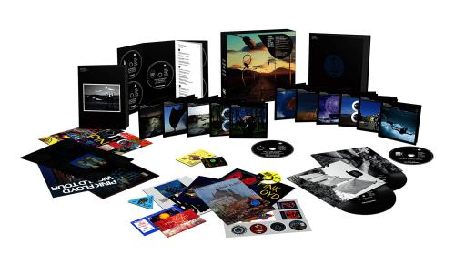 Pink Floyd The Later Years - Super Deluxe Boxset - Sealed box set UK PINBXTH735059