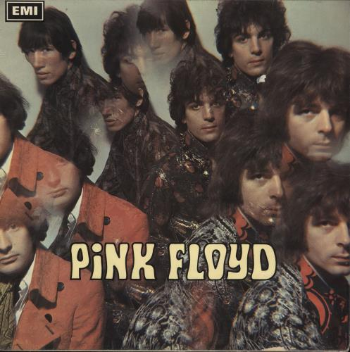 Pink Floyd The Piper At The Gates Of Dawn - 5th Lam - EX vinyl LP album (LP record) UK PINLPTH608552