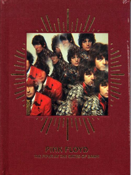 Pink Floyd The Piper At The Gates Of Dawn - Sealed CD Album Box Set UK PINDXTH410631
