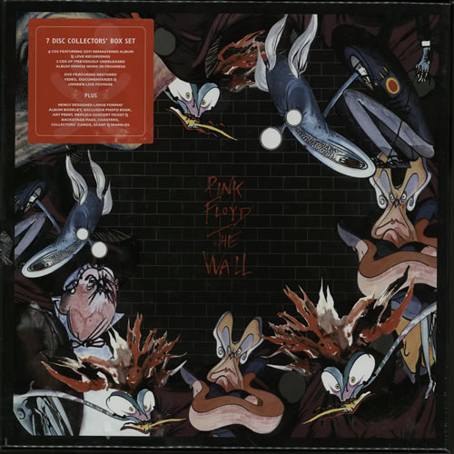 Pink Floyd The Wall [Immersion Edition] - Sealed box set UK PINBXTH539575
