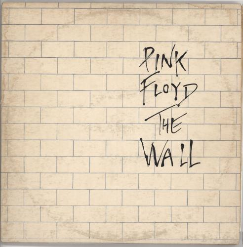 Pink Floyd The Wall - 1st 2-LP vinyl record set (Double Album) South African PIN2LTH622849