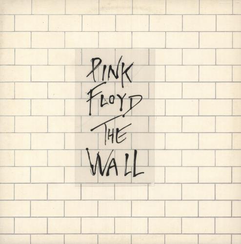 Pink Floyd The Wall - 2nd + Sticker - EX 2-LP vinyl record set (Double Album) UK PIN2LTH738420