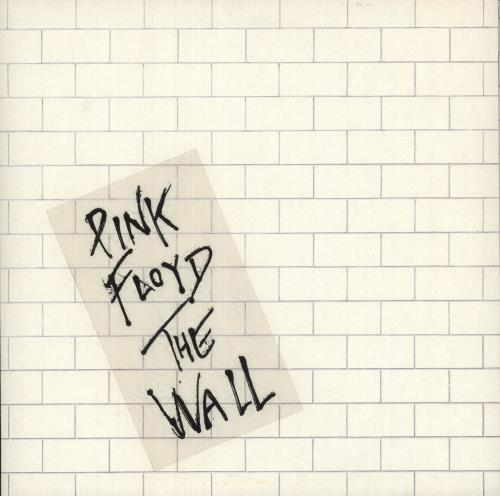 Pink Floyd The Wall - Barcoded & Stickered - EX 2-LP vinyl record set (Double Album) UK PIN2LTH723688
