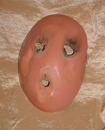 Pink Floyd The Wall Face Mask Uk Memorabilia 295561