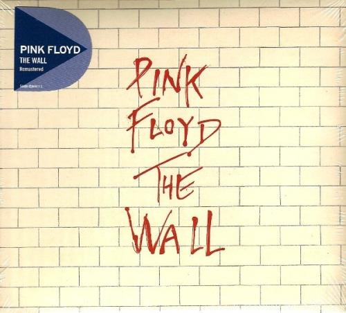 Pink Floyd The Wall - Sealed 2 CD album set (Double CD) UK PIN2CTH617286