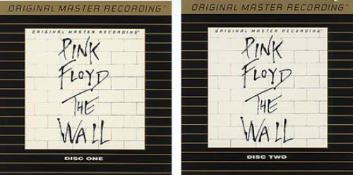 Pink Floyd The Wall 2 CD album set (Double CD) US PIN2CTH312529