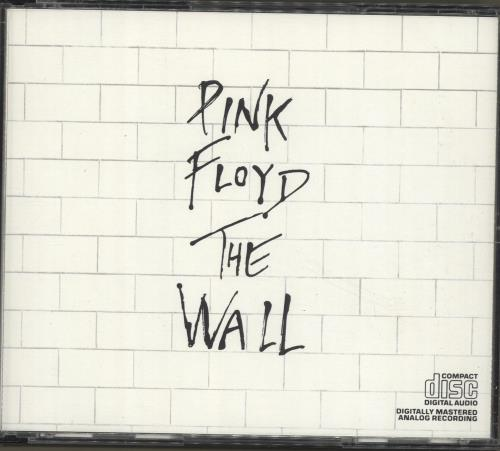 Pink Floyd The Wall 2 CD album set (Double CD) US PIN2CTH693452