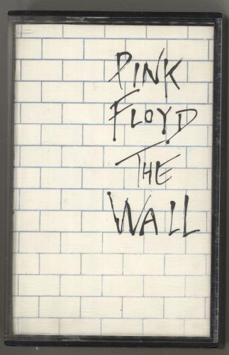 Pink Floyd The Wall cassette album UK PINCLTH721469