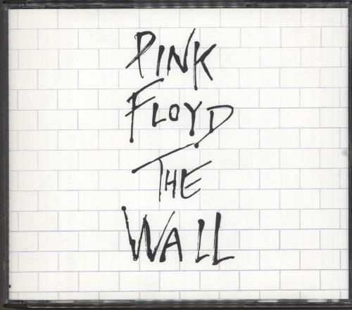 Pink Floyd The Wall 2 CD album set (Double CD) Dutch PIN2CTH736492