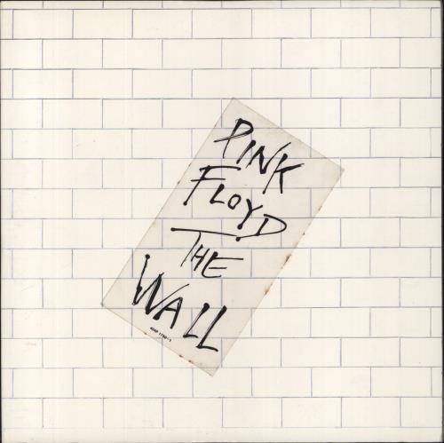 Pink Floyd The Wall Japanese 2 Lp Vinyl Record Set Double