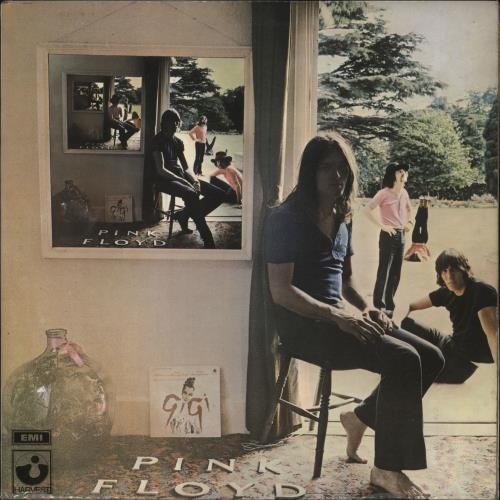 Pink Floyd Ummagumma - 1st - EX 2-LP vinyl record set (Double Album) UK PIN2LUM681847