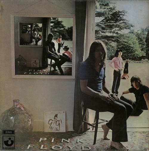 Pink Floyd Ummagumma - 1st - VG 2-LP vinyl record set (Double Album) UK PIN2LUM530978