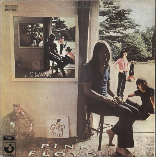 Pink Floyd Ummagumma - 2nd 2-LP vinyl record set (Double Album) Italian PIN2LUM727050