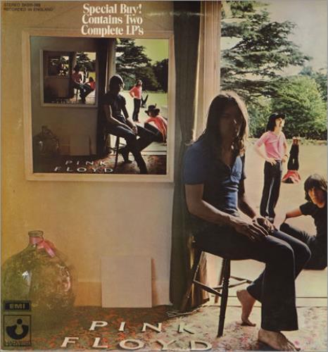 Pink Floyd Ummagumma - 3rd 2-LP vinyl record set (Double Album) US PIN2LUM397609