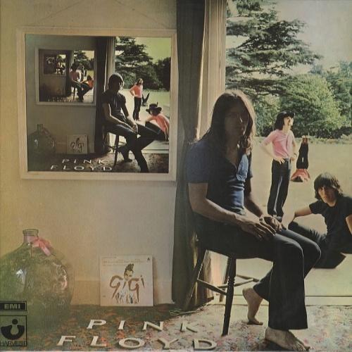 Pink Floyd Ummagumma - 3rd 2-LP vinyl record set (Double Album) UK PIN2LUM544469