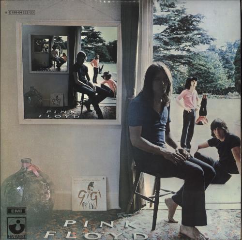 Pink Floyd Ummagumma - WOL 2-LP vinyl record set (Double Album) Dutch PIN2LUM710690