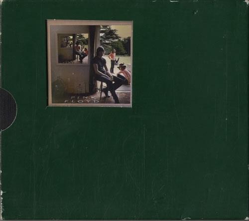 Pink Floyd Ummagumma 2 CD album set (Double CD) UK PIN2CUM587527