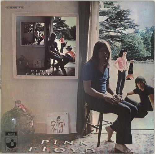 Pink Floyd Ummagumma 2-LP vinyl record set (Double Album) Dutch PIN2LUM690869