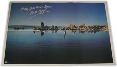 Pink Floyd Wish You Were Here - Complete Japanese vinyl LP album (LP