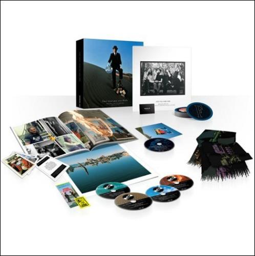 Pink Floyd Wish You Were Here Immersion Box - Sealed box set UK PINBXWI539574