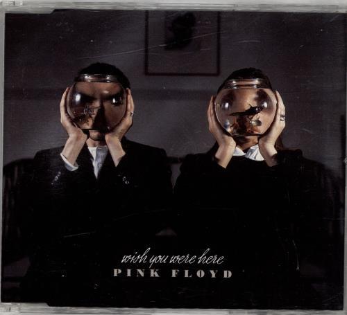 "Pink Floyd Wish You Were Here CD single (CD5 / 5"") Dutch PINC5WI49379"