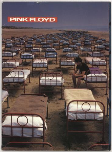 Pink Floyd World Tour 87/88 + Ticket Stub tour programme UK PINTRWO325822