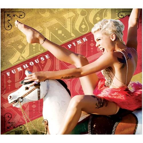 Pink Funhouse Uk Cd Album Cdlp 450278