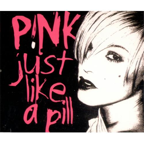 Pink Just Like A Pill Uk Promo Cd Single Cd5 5 Quot 220209