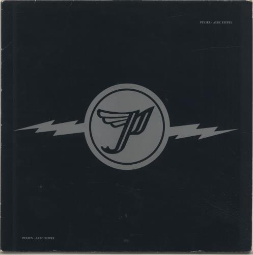 "Pixies Alec Eiffel - EX 12"" vinyl single (12 inch record / Maxi-single) Belgian PIX12AL694110"