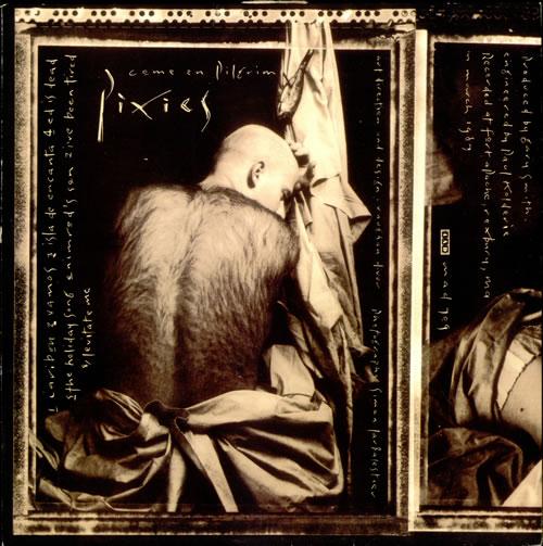 Pixies Come On Pilgrim - EX vinyl LP album (LP record) UK PIXLPCO525541