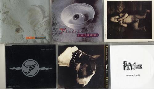Pixies singles