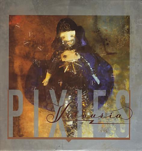 "Pixies Velouria 12"" vinyl single (12 inch record / Maxi-single) UK PIX12VE88027"