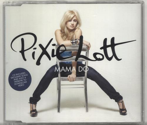 "Pixie Lott Mama Do CD single (CD5 / 5"") UK PXLC5MA697438"