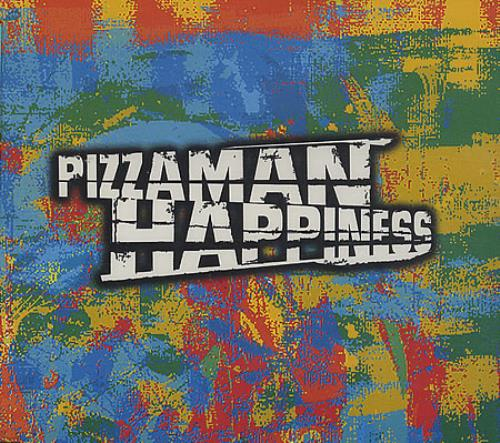 "Pizzaman Happiness CD single (CD5 / 5"") UK ZZAC5HA273364"