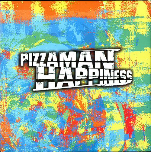 "Pizzaman Happiness 12"" vinyl single (12 inch record / Maxi-single) UK ZZA12HA499637"