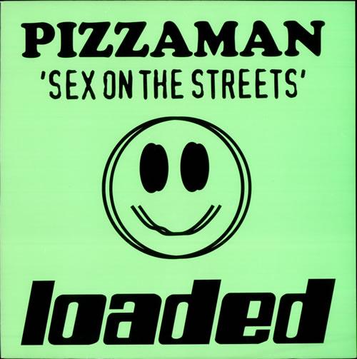 "Pizzaman Sex On The Streets 12"" vinyl single (12 inch record / Maxi-single) UK ZZA12SE499635"