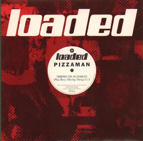 "Pizzaman Trippin' On Sunshine 7"" vinyl single (7 inch record) UK ZZA07TR641771"