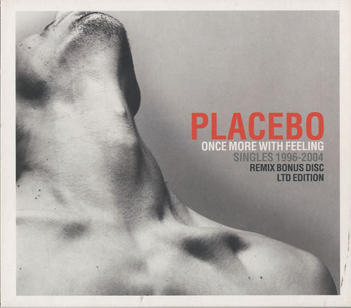 Placebo Once More With Feeling [Singles 1996-2004] 2 CD album set (Double CD) UK CEB2CON306071
