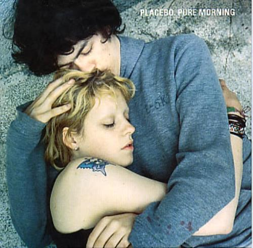 "Placebo Pure Morning CD single (CD5 / 5"") UK CEBC5PU163104"