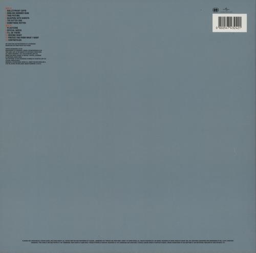 Placebo Sleeping With The Ghosts - 180gm vinyl LP album (LP record) UK CEBLPSL752404
