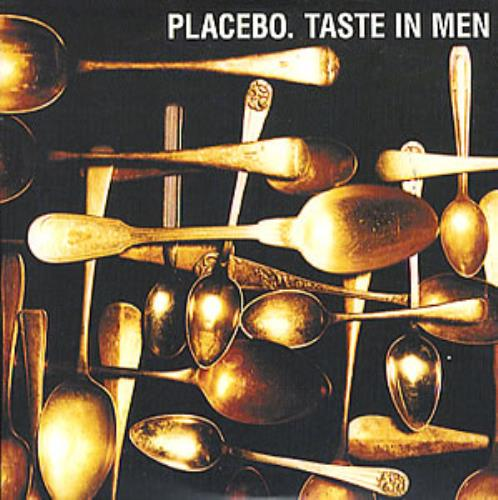 """Placebo Taste In Men CD single (CD5 / 5"""") UK CEBC5TA176526"""