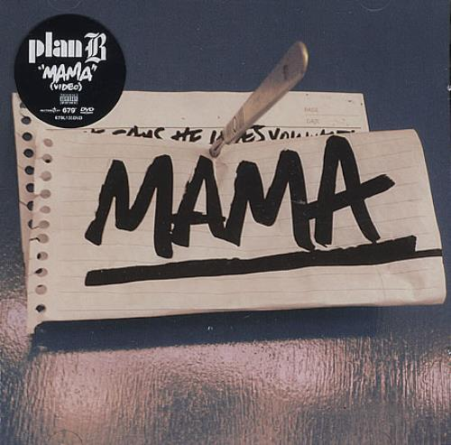 Plan B Mama [Loves A Crackhead] CD/DVD single set UK PCJSDMA364501