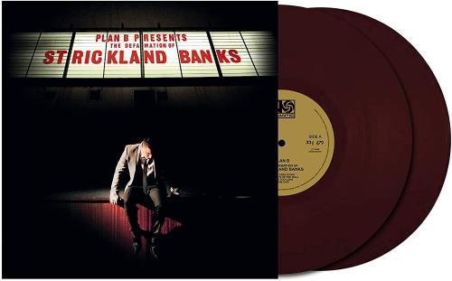 Plan B The Defamation of Strickland Banks - NAD 2020 - Ox Blood Vinyl 2-LP vinyl record set (Double Album) UK PCJ2LTH753883